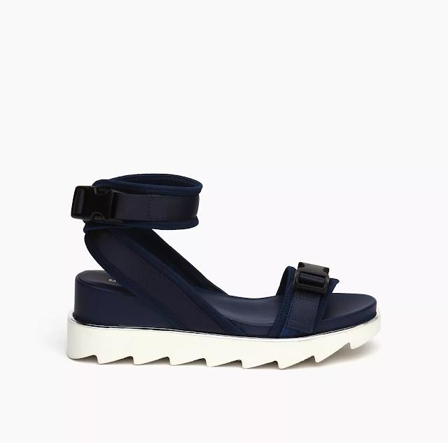 United Nude Platform Sport Sandal