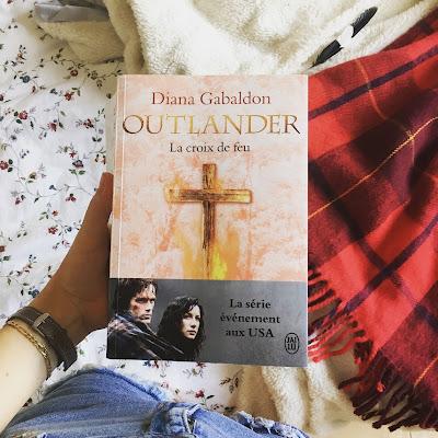 Outlander tome 5: La croix de feu de Diana Gabaldon Coin des licornes Blog littéraire Toulouse