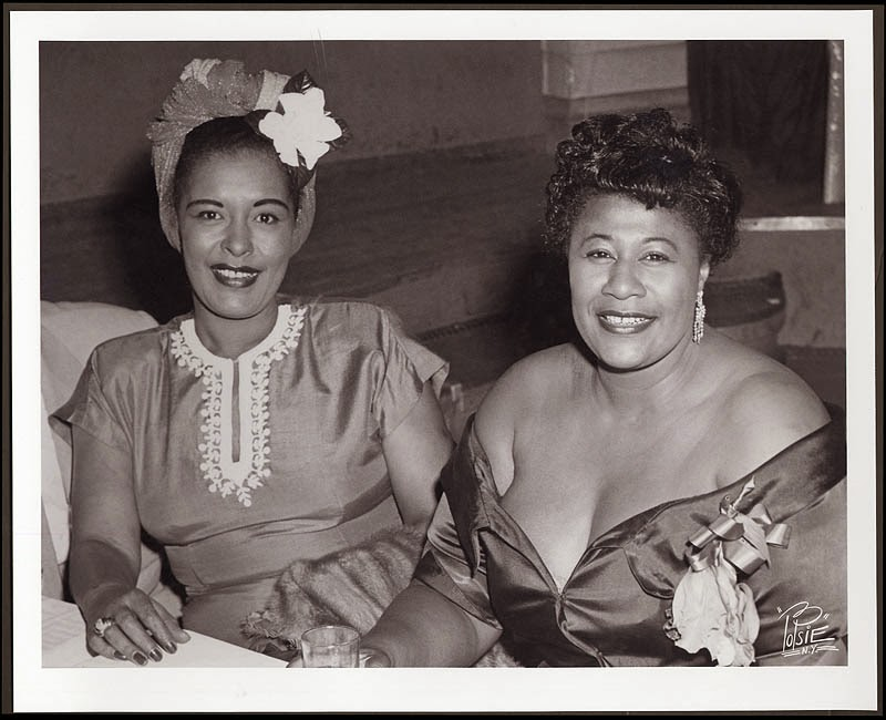 billie holiday ella fitzgerald