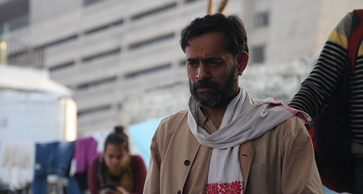 Not Arvind Kejriwal, but Yogendra Yadav is the real hero of An Insignificant Man