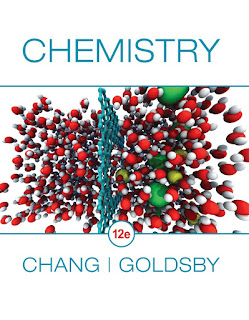 Chemistry 12th Edition by Chang & Goldsby
