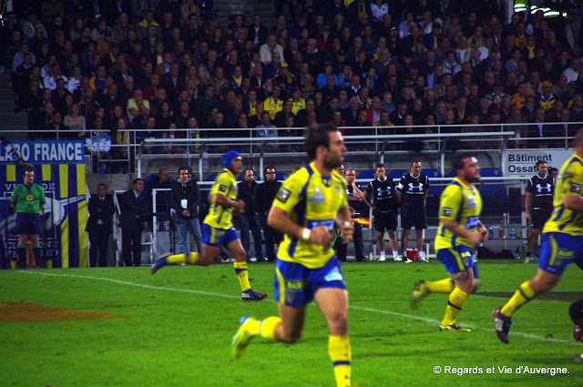 ASM/Stade Français, 28 sep 2012, Morgan Parra