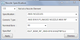 PDMS Model Macro Nozzle Selection