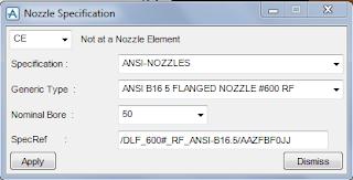 PDMS Model Macro Nozzle Selection