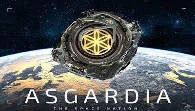 """Asgardia, la """"primera nación en el espacio"""", ya tiene su primer satélite orbitando Asgardia-la-naci%25C3%25B3n-espacial"""