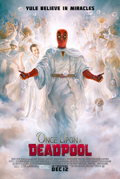 Download Once Upon a Deadpool (2018) Subtitle Indonesia