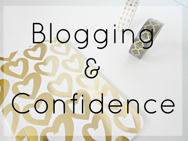 Blogging and Confidence | How blogging has affected my confidence. from Courtney's Little Things