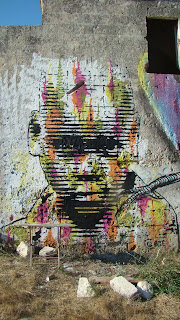 FREE ART - MASSAFRIKA - SOUTH ITALY - CHEKOS'ART - AWER - NOCCI - PIN