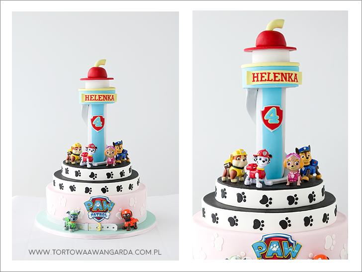 torty artystyczne dla dzieci na urodziny warszawa z dowozem