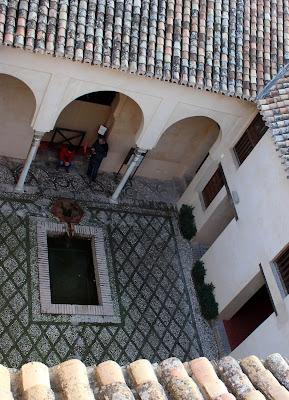 Palacio Dar-al-Hora en Granada
