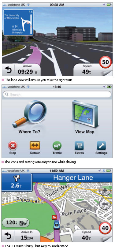 best iphone apps garmin best navigation app for iphone. Black Bedroom Furniture Sets. Home Design Ideas