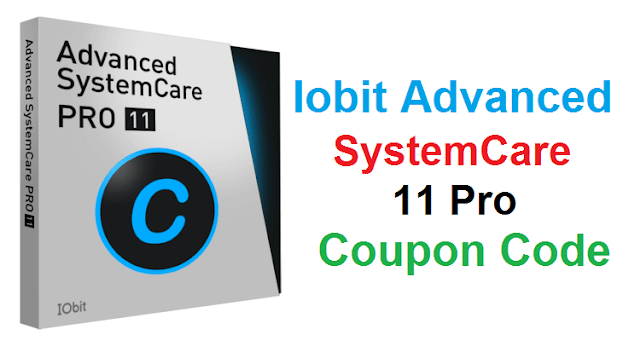 Iobit Advanced SystemCare 11 Pro Coupon