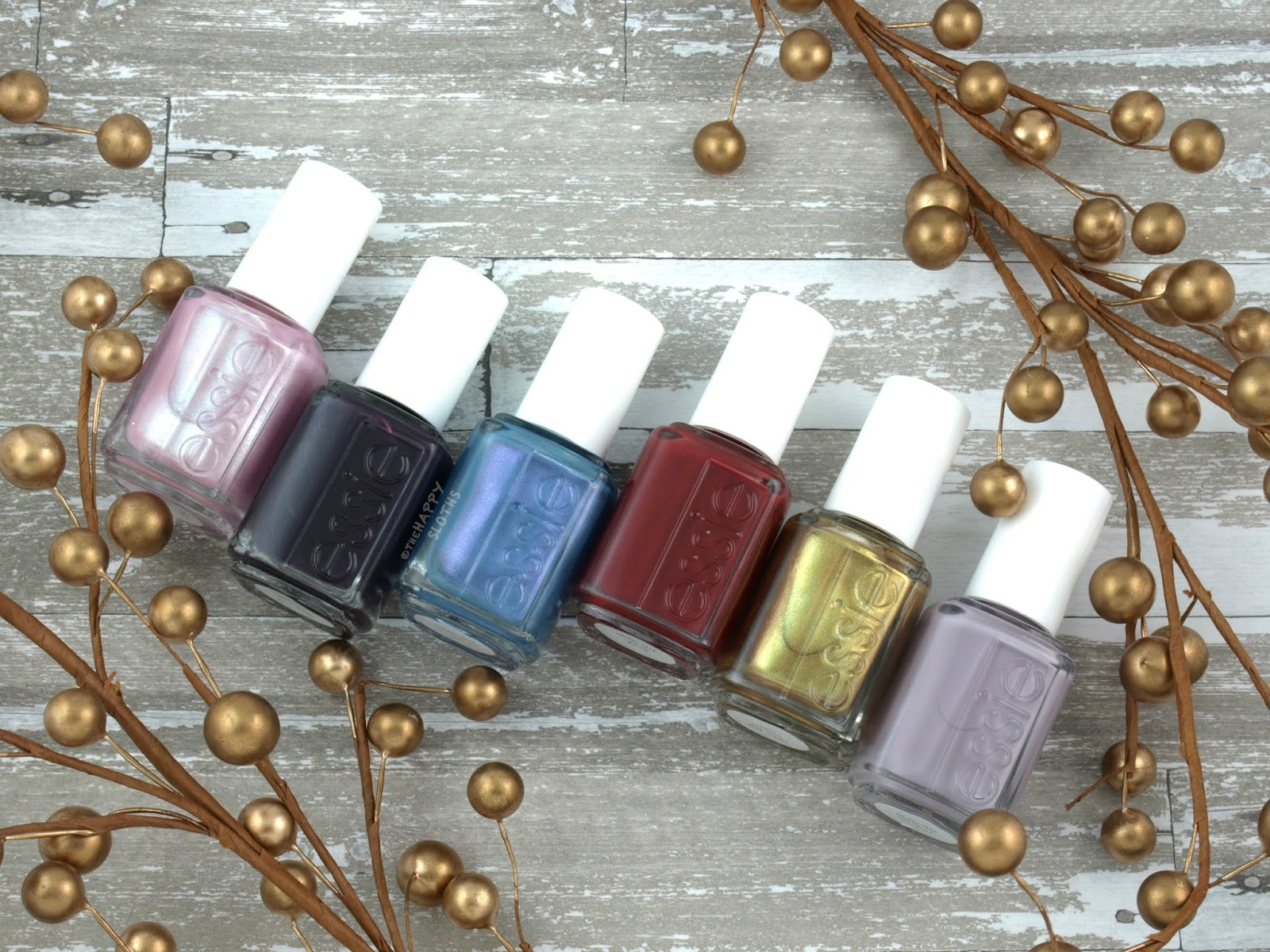 Essie | Winter 2018 Collection: Review and Swatches
