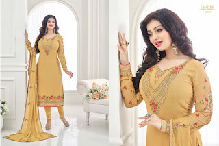 LAVINA VOL 52 SUITS WHOLESALER LOWEST PRICE SURAT GUJARAT