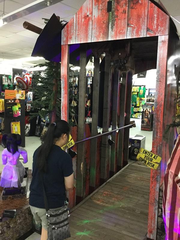 Neko Random: Photos: Spirit Halloween Bridge