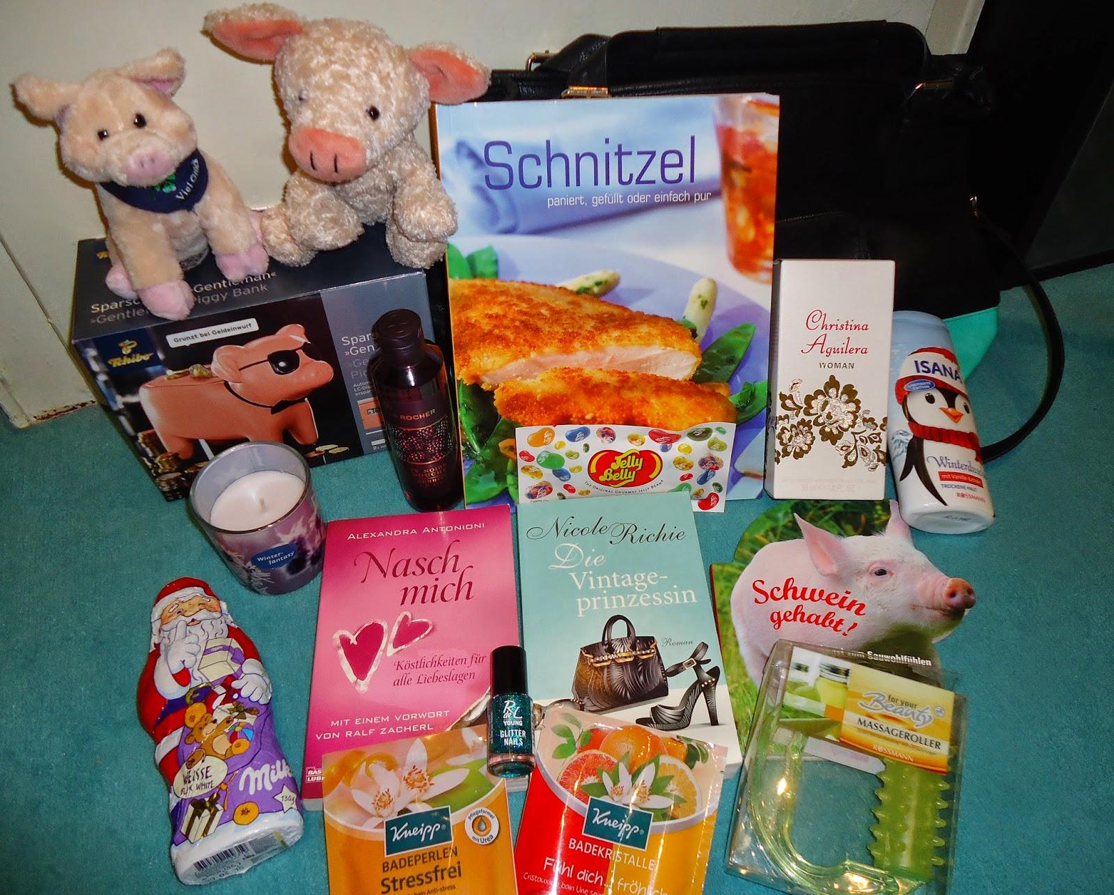 Meine Weihnachtsgeschenke.Schminktussis Welt Beauty Fashion Lifestyle Aus Der Nähe