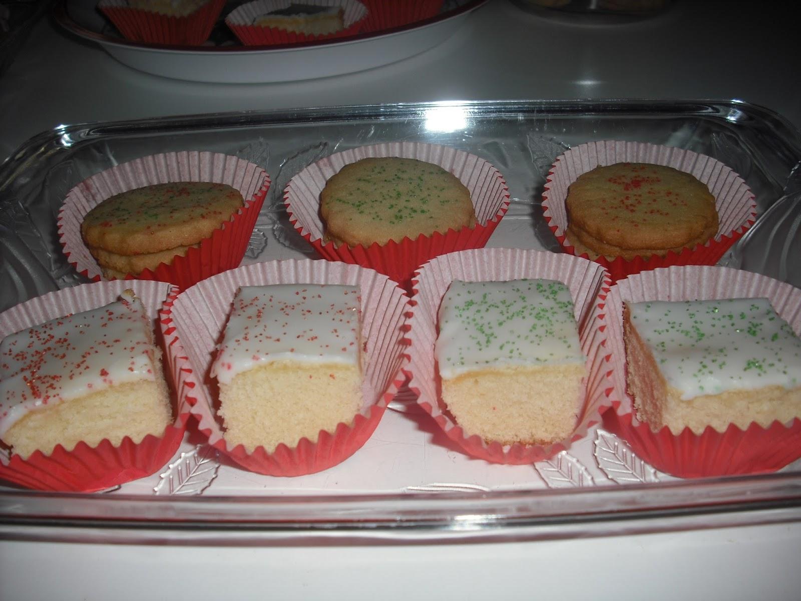 Recipe Marketing Holiday Season Snack Cake