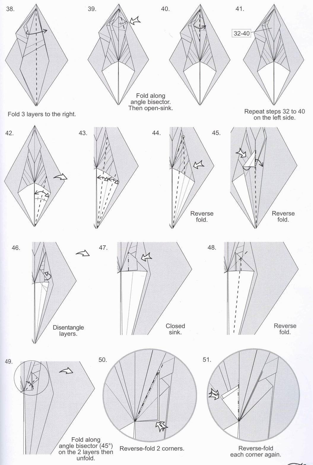 Buenas Tardes Esta Vez Les Traigo Un Origami De Dinosaurio Es El Pteranodon Una Gran Maquina Asesina Del Aire Espero Que Guste Y Sea Facil
