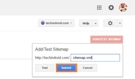 how to create sitemap and submit it to google webmaster tools