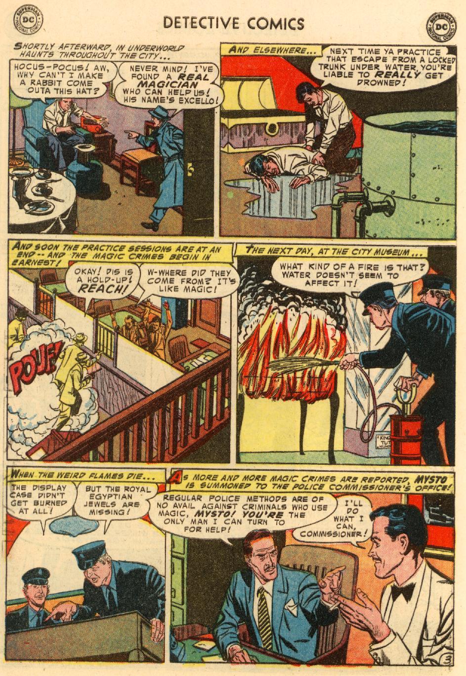 Read online Detective Comics (1937) comic -  Issue #207 - 30