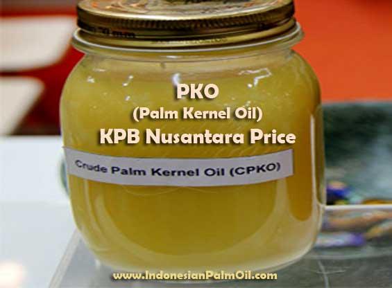 pko palm kernel oil harga kpb nusantara