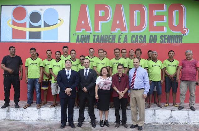 Atuação do Judiciário contribui para recuperação de dependentes químicos no Juruá