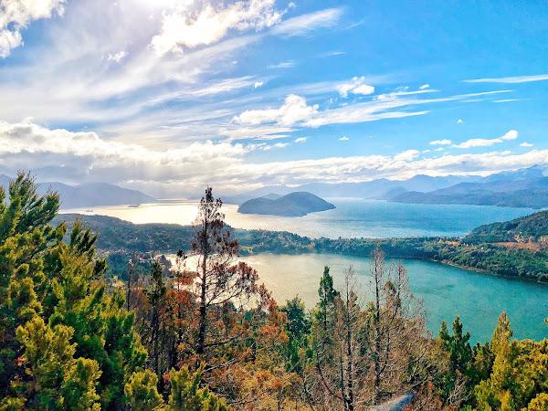 South America travels! Day 2- Bariloche