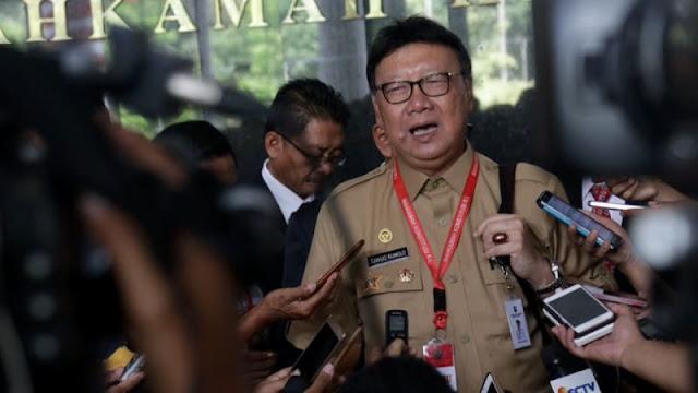 KPK Dalami Keterangan Neneng soal Peran Tjahjo Kumolo di Kasus Meikarta