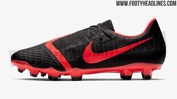 e479d5845 Black   Red  Inverse  Nike Phantom Venom Boots Released - No High ...