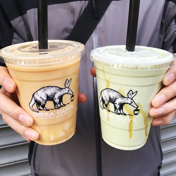 Boba Guys Milk Tea, Boba Guys New York