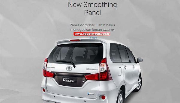 New Toyota Veloz - Toyota Pati - Toyota Nasmoco Pati