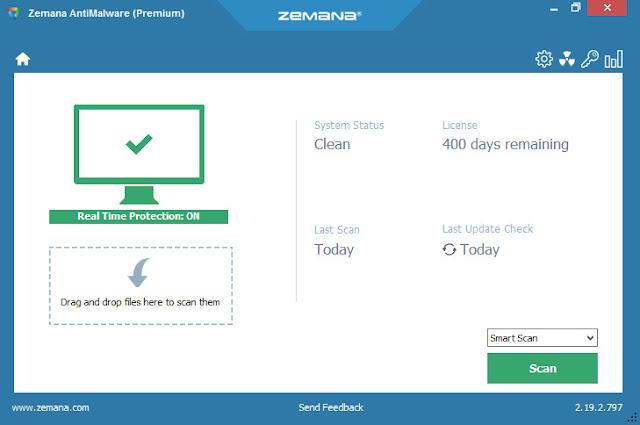 Zemana AntiMalware Premium 2