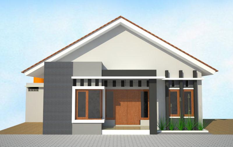 Rincian Estimasi Biaya Membangun Rumah Minimalis Tipe 45