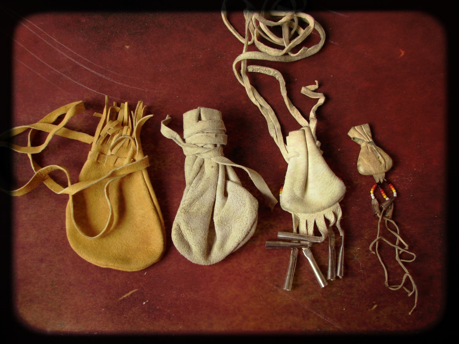 Native American Conjure Working With An Indian Medicine Bag