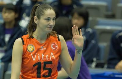 Kosheleva sai do Eczacibasi e vai para o Galatasaray