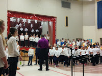 Frankland Holiday Concert