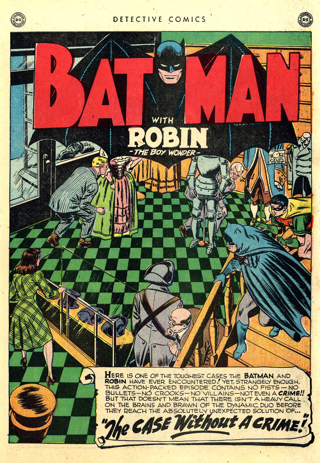 Read online Detective Comics (1937) comic -  Issue #112 - 3