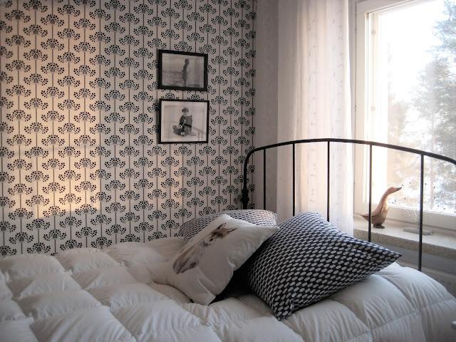 makuuhuone, tyyny