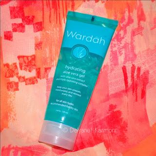 [Review] Wardah Hydrating Aloe Vera Gel