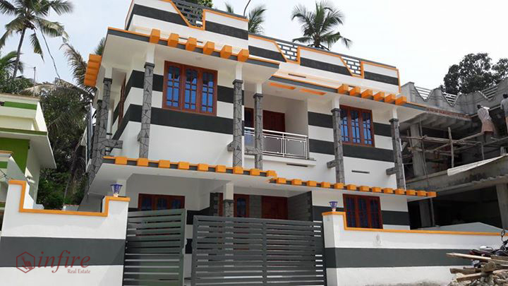 Newly Built House For Sale at Peyad, Thiruvananthapuram, Kerala