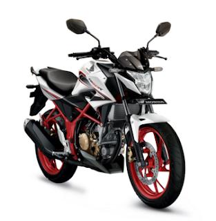 Honda CB150R StreetFire Special Edition Putih Terbaru