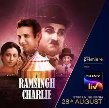 Download Ramsingh Charlie (2020) Hindi Full Movie | Kumud Mishra, Divya Dutta