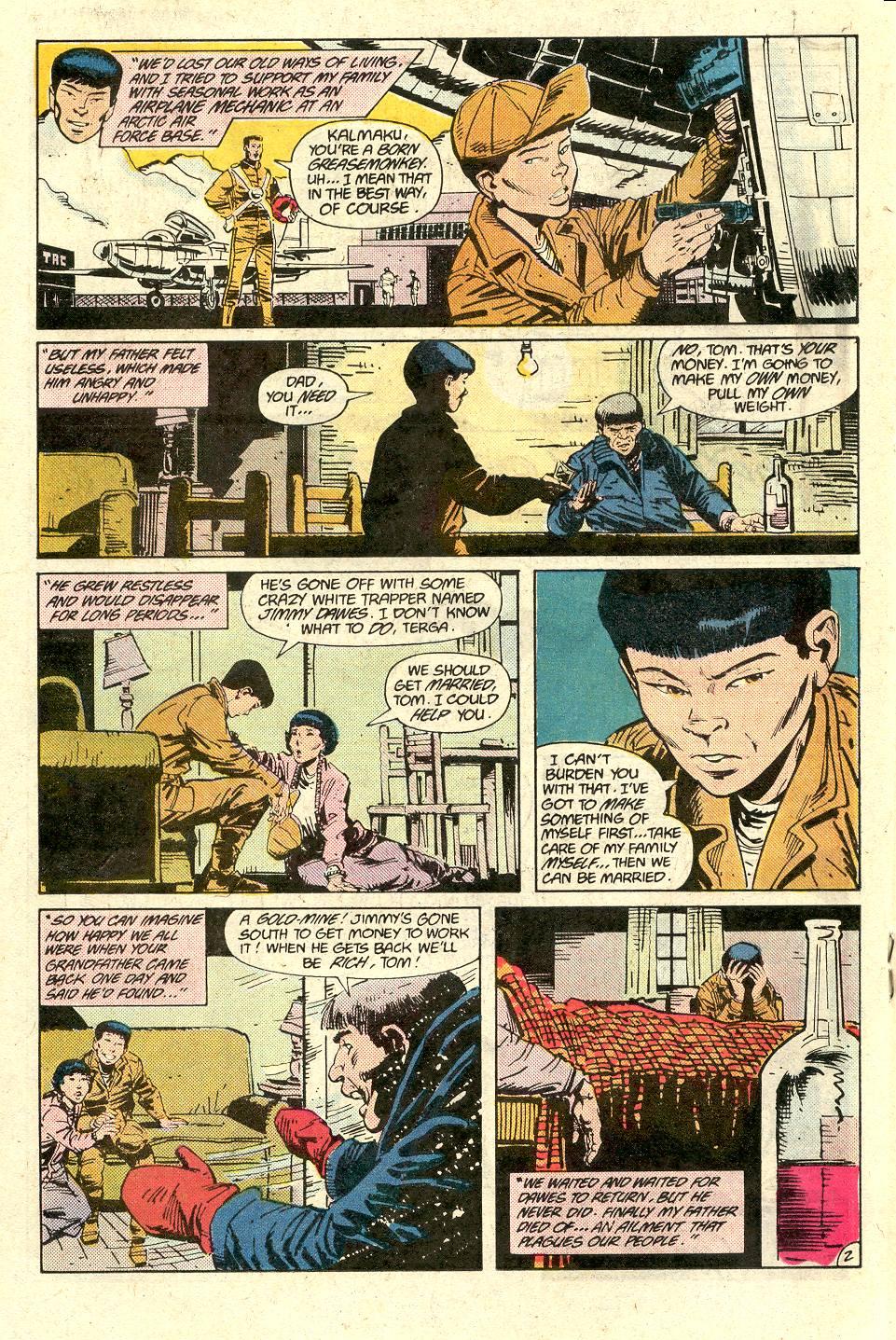 Read online Secret Origins (1986) comic -  Issue #36 - 21