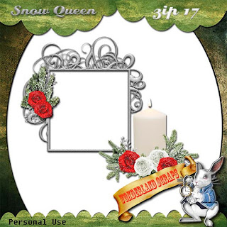 Snow Queen freebie and update on Dad