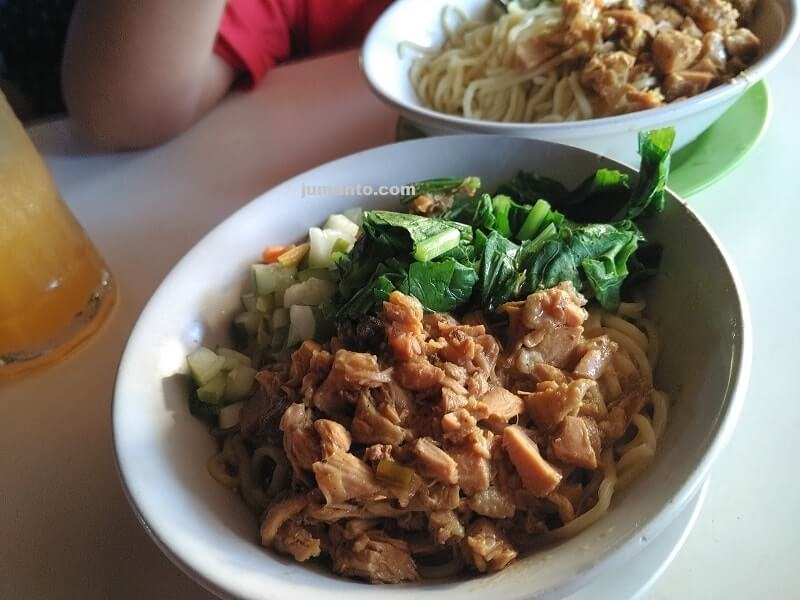 Kuliner Rumah Bakso Lampung, Enak dan Nyaman Tempatnya