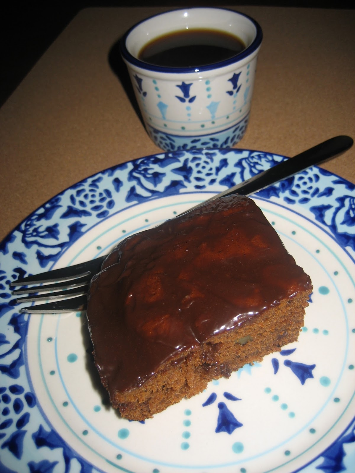 Tomato Soup Cake With Brown Sugar Icing
