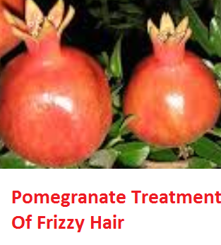 Health Benefits of Pomegranate Fruit (anar fruit) juice - Pomegranate Treatment Of Frizzy Hair