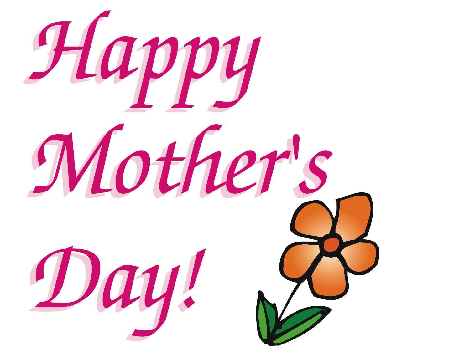 mother's day clip art pictures - photo #44