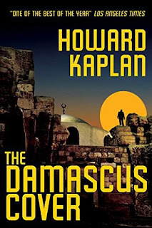 The Damascus Cover (The Jerusalem Spy Series Book 1) by Howard Kaplan