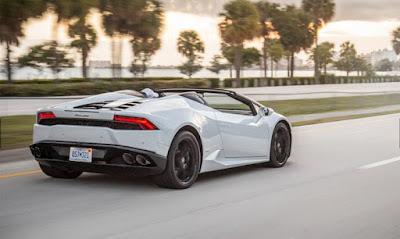 2016 Lamborghini Huracán LP 610-4 Spyder Price
